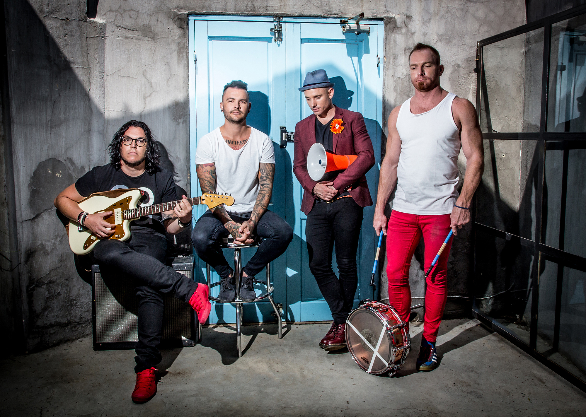 The Parlotones - Official Website