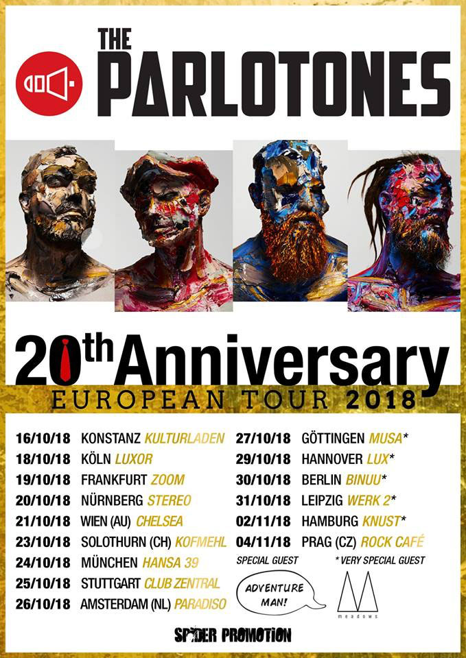 The Parlotones New Album Available
